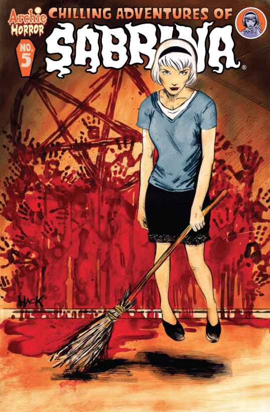 comics serie de sabrina netflix 2