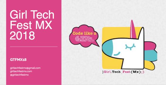 girl tech fest mexico feria tecnologica para ninas 2