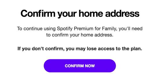 spotify va contra amigos que usan el plan familiar 4