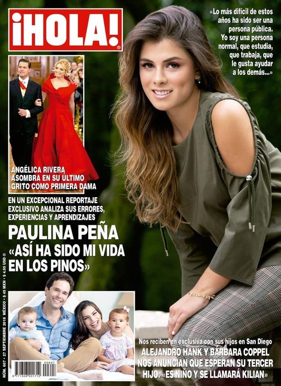 boda fifi de cesar yanez en revista ¡hola 2