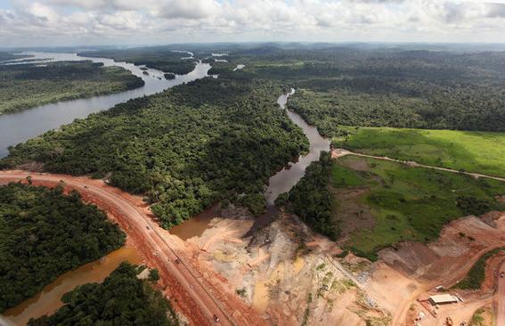 deforestacion del diecisiete por ciento del bosque amazonico 3