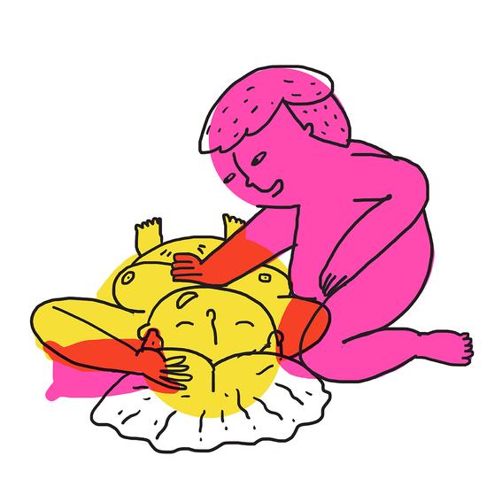 como explorar tus senos en pareja para la deteccion de cancer de mama 9