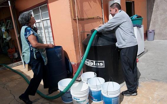 no habra agua en ciudad de mexico por 4 dias 3