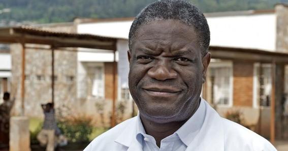 denis mukwege medico mujeres violadas nobel de paz 1