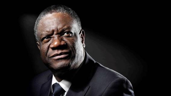 denis mukwege medico mujeres violadas nobel de paz 2