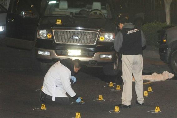 ciudad de mexico entre las cinco con mas homicidios 2