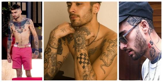 fotos de tatuajes de famosos y su significado 6