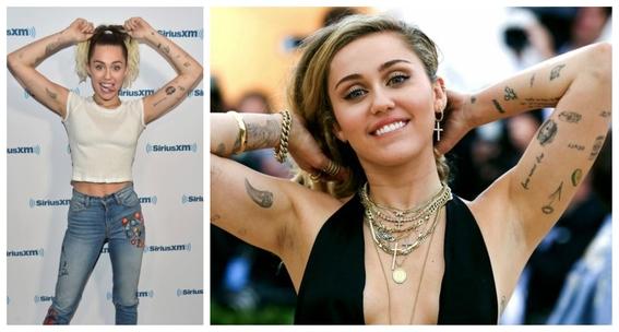 fotos de tatuajes de famosos y su significado 16