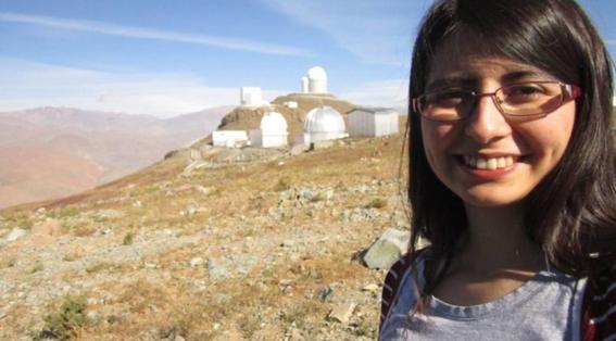 astronoma chilena maritza soto 2