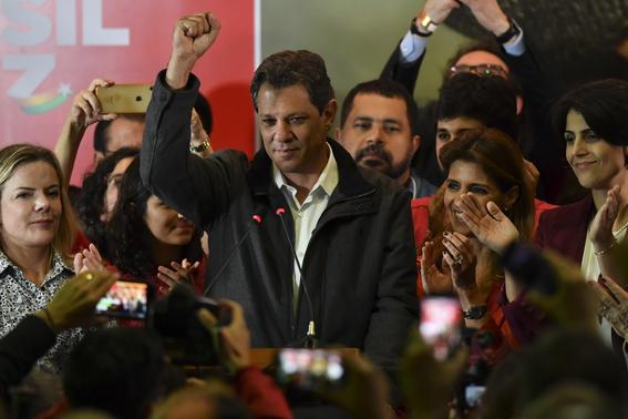 jair bolsonaro va a segunda vuelta en elecciones de brasil 1