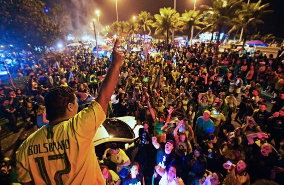 jair bolsonaro va a segunda vuelta en elecciones de brasil 3