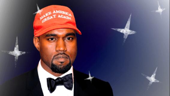 kanye west cierra sus redes por criticas a su apoyo a trump 1