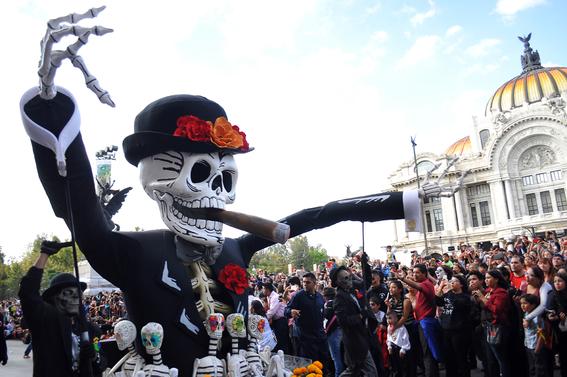anuncian celebracion del dia de muertos en la cdmx 1