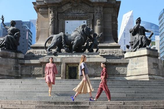 mercedes benz fashion week primavera verano 2019 datos 1