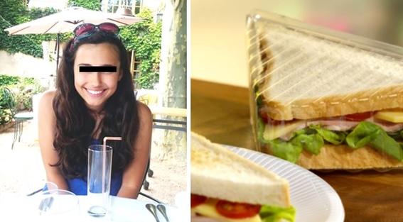natasha ednanlaperouse muere tras comer un sandwich vegano 1