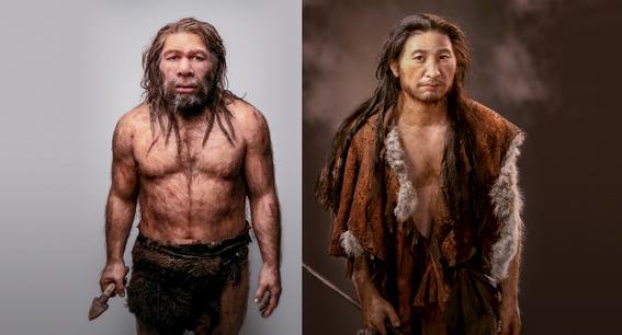 humanos tuvieron sexo con neandertales para adaptarse a nuevos virus 2