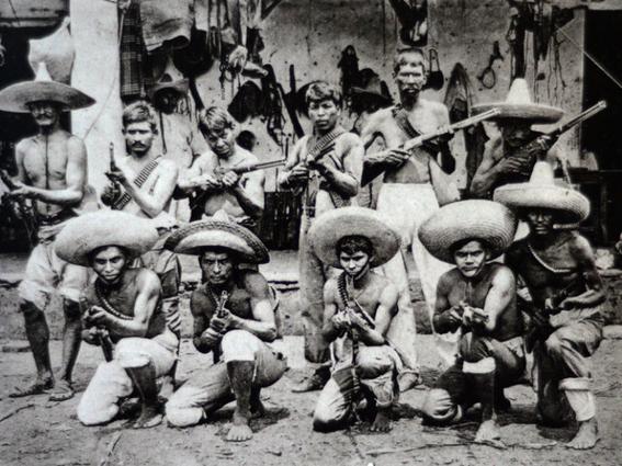 lugares mas importantes de la revolucion mexicana 1