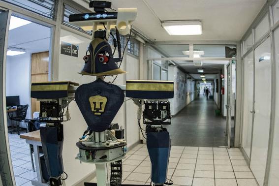 estudiantes unam ganan primer lugar concurso robotica 3