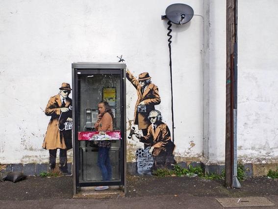 banksy artwork shreds 4