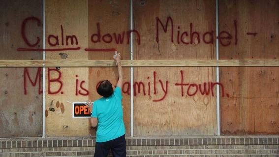 huracan michael categoria 4 pone alerta florida 1