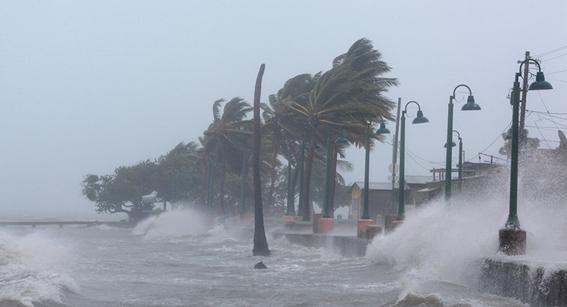 como se forman los huracanes y cuales son sus categorias 4