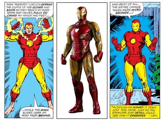 nuevo traje iron man avengers 4 3