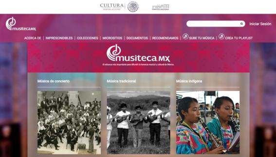 musiteca la plataforma que te permite escuchar musica indigena mexicana 1