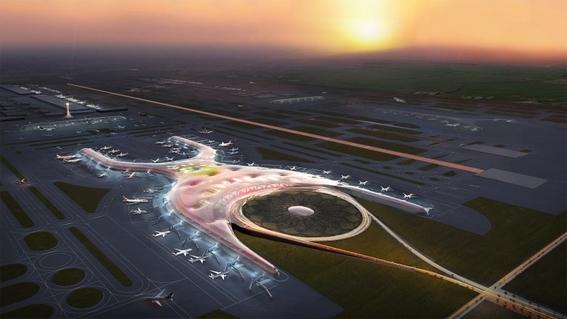 donde deberia construir nuevo aeropuerto de la ciudad de mexico 1