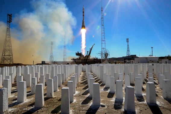 cohete soyuz realiza aterrizaje de emergencia tras despegue fallido 4