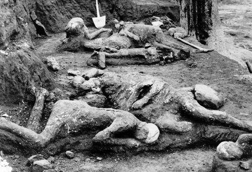 cientificos explicaron la muerte de los habitantes de pompeya 1
