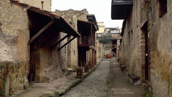 cientificos explicaron la muerte de los habitantes de pompeya 3