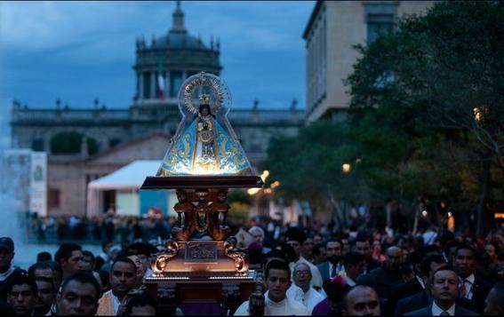 peregrinacion de la romeria 284 edicion en jalisco 2