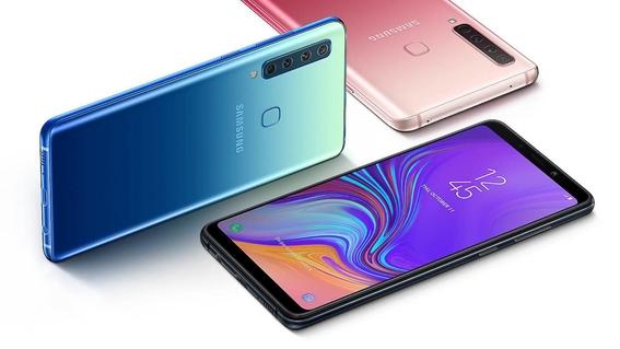 samsung galaxy a9 celular con cinco camaras 6