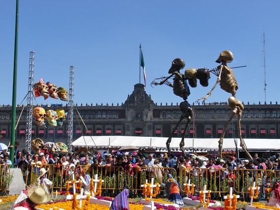 ofrendas emblematicas en mexico 1