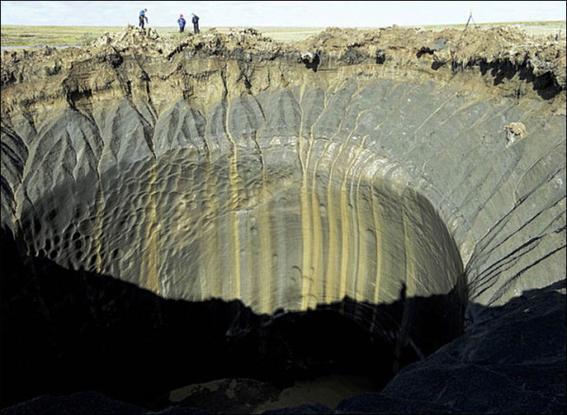que es el permafrost y por que es peligroso para el planeta 1