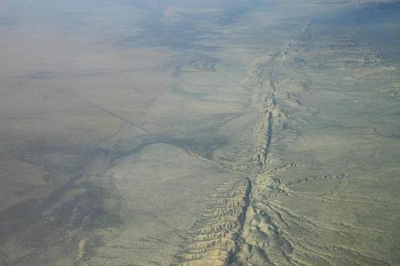 nasa identifica falla tectonica que conecta mexico y eua 3