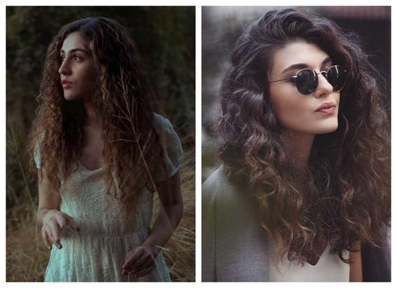peinados faciles para cabello largo 2
