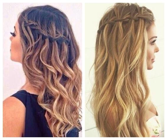 peinados faciles para cabello largo 4