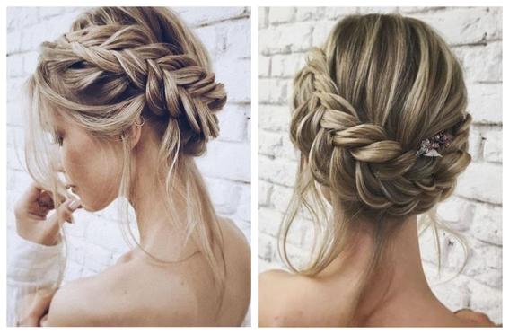 peinados faciles para cabello largo 6