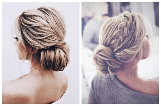 peinados faciles para cabello largo 7