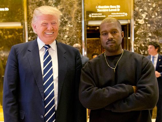 kanye west visita donald trump en la casa blanca 3
