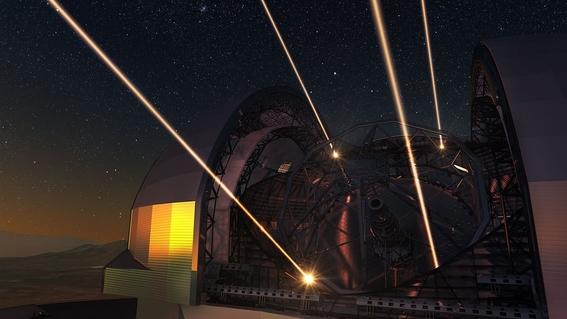 telescopio extremadamente grande en chile 3