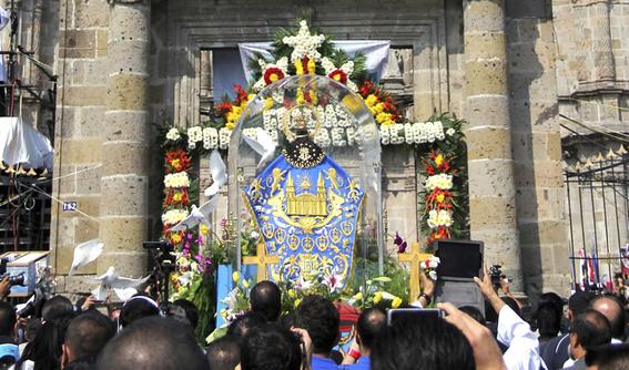 arranca edicion 284 peregrinacion la romeria en jalisco 2