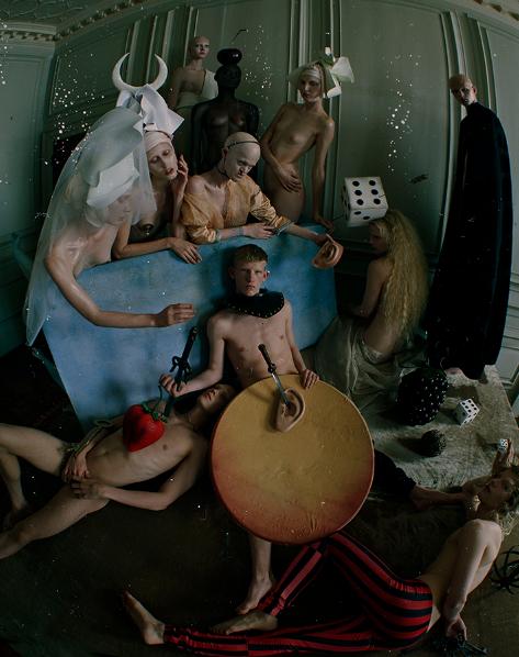 fotos walker jardin de las delicias pecado erotismo 1