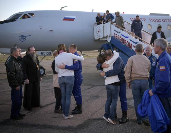rusia evalua cierre de la estacion espacial por accidente del soyuz 1