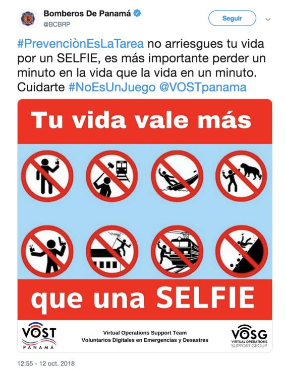 mujer cae desde piso 27 por tomarse una selfie en panama 2