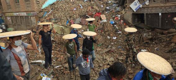 las catastrofes aumentan por el cambio climatico 1
