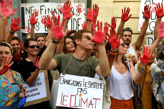 las catastrofes aumentan por el cambio climatico 2