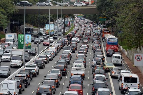 bogota la ciudad con mas trafico en america latina 2