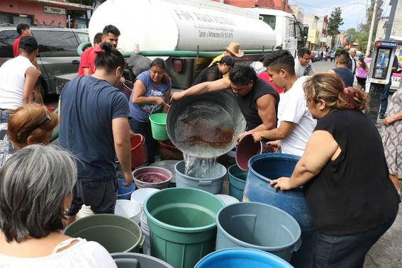 alcaldias cdmx se quedaran sin agua una semana 1